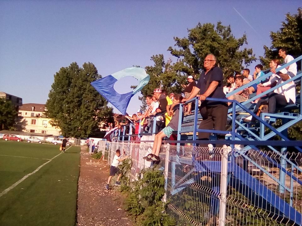 Progresul Spartac 2 - Miscarea CFR Bucuresti 1-1 in play-off