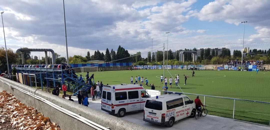 Stadionul Progresul Spartac Bucuresti