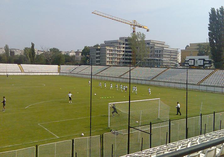 Stadionul Regie din Bucuresti